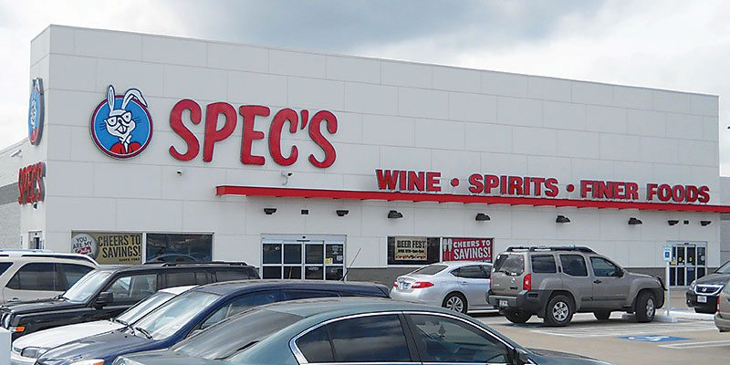 Spec's Central Expressway Store Dallas, TX