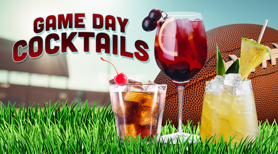 Game Day Cocktail Recipes - Spec's Wines, Spirits & Finer Foods