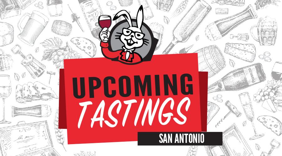 San Antonio Tastings January 27