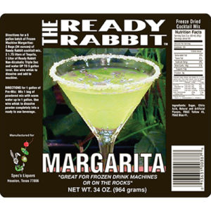 Ready Rabbit Margarita Concentrate