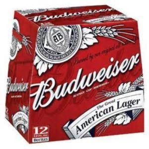 Budweiser • 12pk Bottles