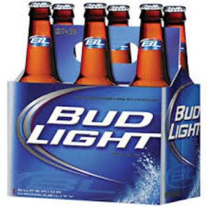 Bud Light • 6pk Bottle