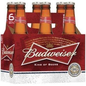 Budweiser • 6pk Bottle