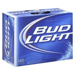 Bud Light • 12pk Cans