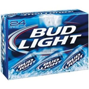 Bud Light • 24pk Suitcase Cans