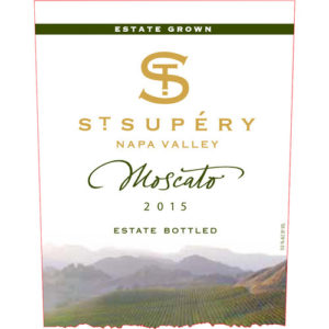 St. Supery Moscato