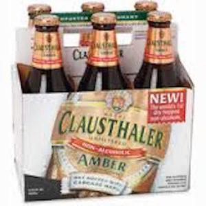 Clausthaler Amber Non-alcoholic • 6pk Bottle