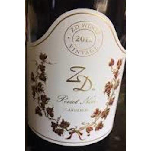 Zdwinery Pinot Noir