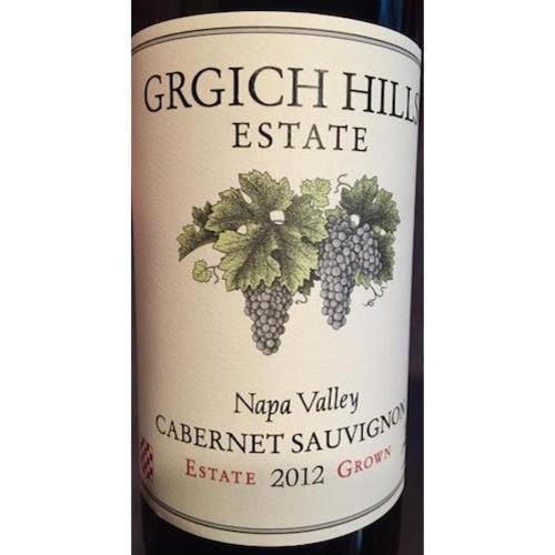 Grgich Hills Estate Grown Cabernet Sauvignon