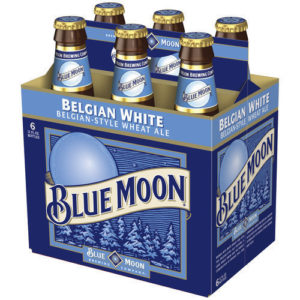 Blue Moon White Ale • 6pk Bottle