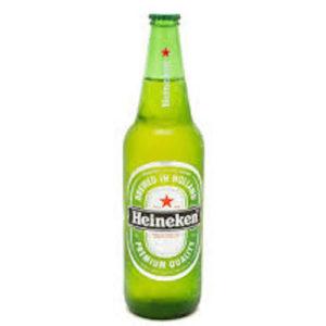 Heineken Lager • 22oz Bottle