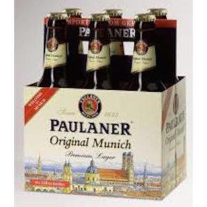 Paulaner Premium Lager • 6pk NRB