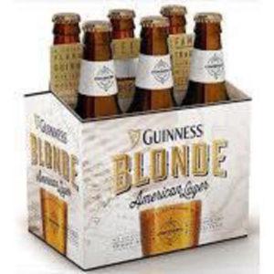 Guinness Blonde Lager • 6pk Bottle