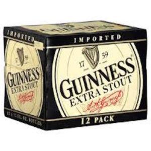 Guinness Extra Stout • 12pk NRB