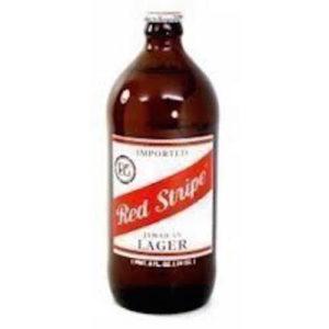 Red Stripe Lager • 24oz Bottle