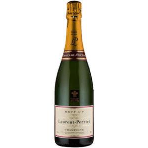 """Laurent Perrier """"la Cuvee"""" Brut Champagne"""