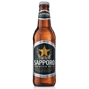 Sapporo Premium • 6pk Bottle