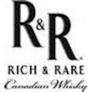Rich & Rare Apple Canadian Whiskey