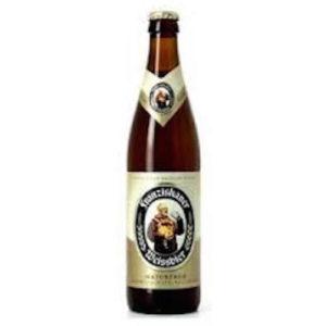 Spaten Franziskaner Hefe Weiss • 16.9oz Bottle