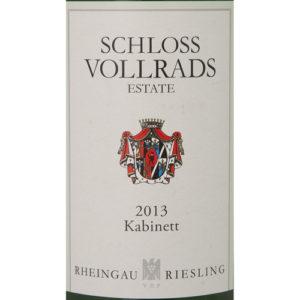 Schloss Vollrads Kabinett Riesling