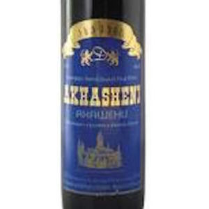 Akhasheni Red Semi Sweet Georgian