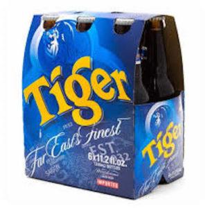 Tiger Lager • 6pk Bottle