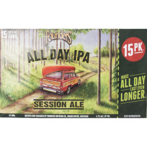 Founders All Day IPA • 15pk Cans