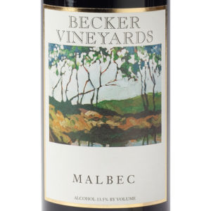 Becker Vineyards Malbec