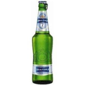 Baltika #7 Export Lager • 15.9oz Bottles