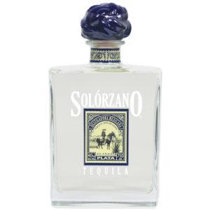 Solorzano Plata Edition Tequila