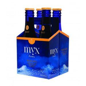 Myx Fusions Peach Moscato 4pk