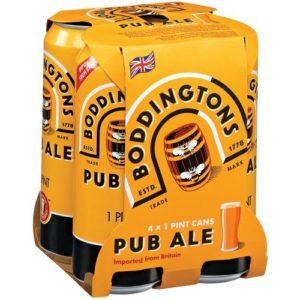 Boddington's Pub Draught • 4pk Can