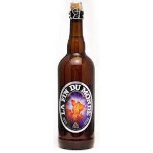 Unibroue La Fin Du Monde • 750ml Bottle