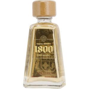 1800 Tequila • Reposado 50ml (Each)