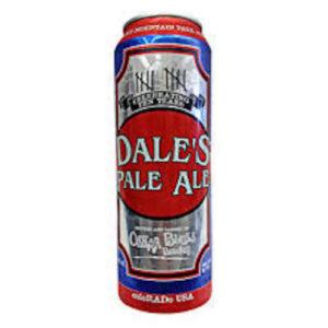 Oskar Blue's Dale's Pale Ale • 19.2oz Can