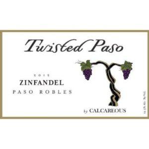 Twisted Paso Zinfandel