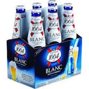 Kronenbourg Blanc • 6pk Bottle