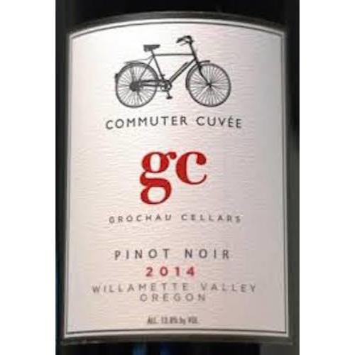 Grochau Cellars Commuter Cuvee Pinot Noir