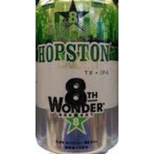 8th Wonder Hopston IPA • Cans