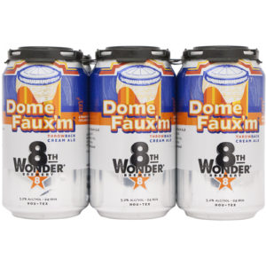 8th Wonder Dome Faux'm • Cans