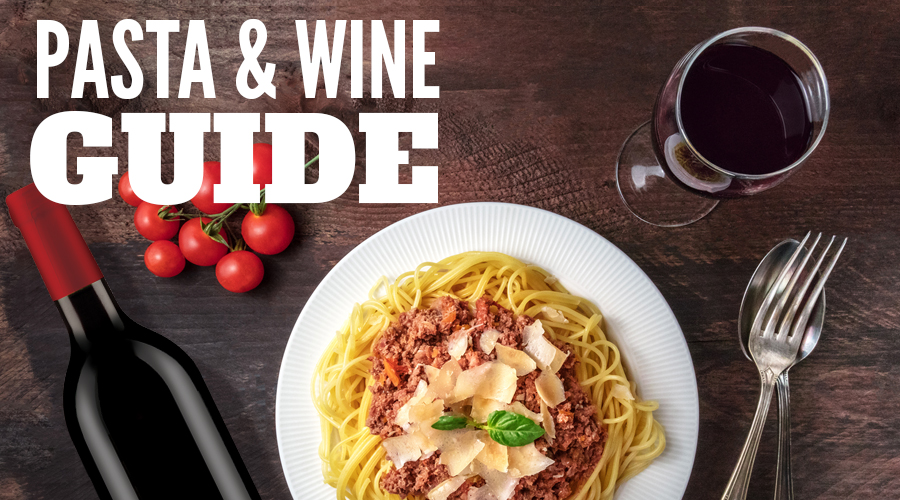 Pasta And Wine Guide
