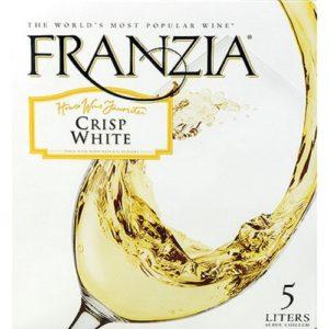 Franzia Crisp White Rare White Blend
