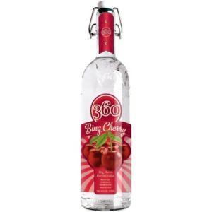 360 Vodka • Cherry