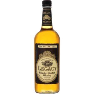 Legacy Scotch