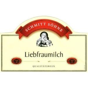 Schmitt Sohne Liebfraumilch – Qualitatswein Riesling