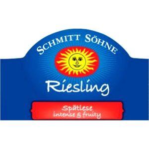 Schmitt Sohne Spatlese Riesling