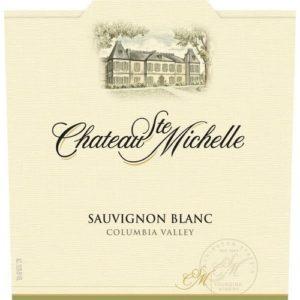 Chateau Ste. Michelle Sauvignon Blanc