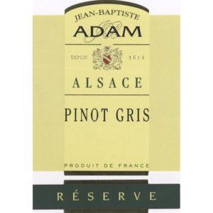 Jean Baptiste Adam Pinot Gris Reserve