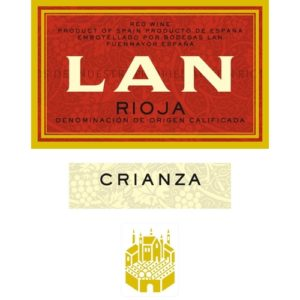 Bodegas Lan Crianza Rioja