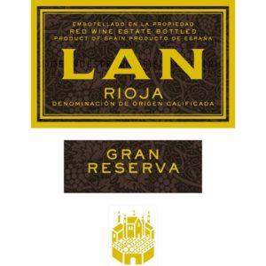 Bodegas Lan Gran Reserva Rioja